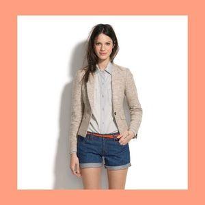 Madewell | Cropped Jacket / Blazer / Coat Size 10